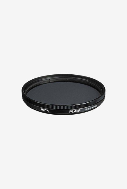 Hoya 72mm Polarizing Filter (Black)