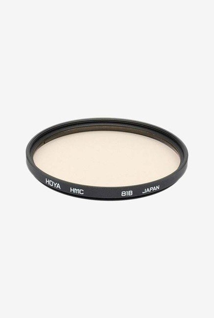 Hoya 77mm 81B Hmc Filter (Black)