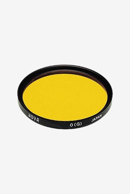 Hoya 77mm G Orange HMC Lens Filter (Black)