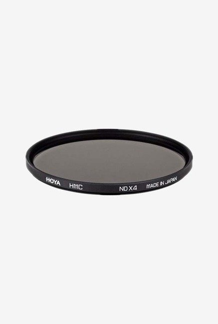 Hoya 82mm Nd4 Hmc Filter (Black)
