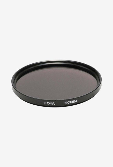 Hoya 62mm 64X Neutral Density Filter - 6 Stops (Black)