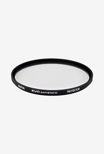 Hoya 58mm Evo Antistatic Protector Filter (Black)