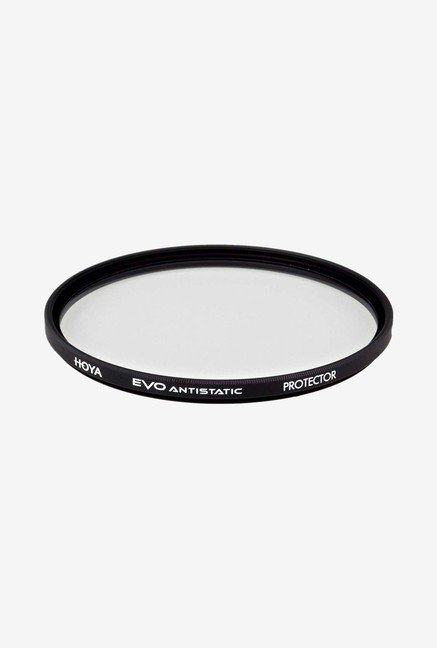 Hoya 62mm Evo Antistatic Protector Filter (Black)