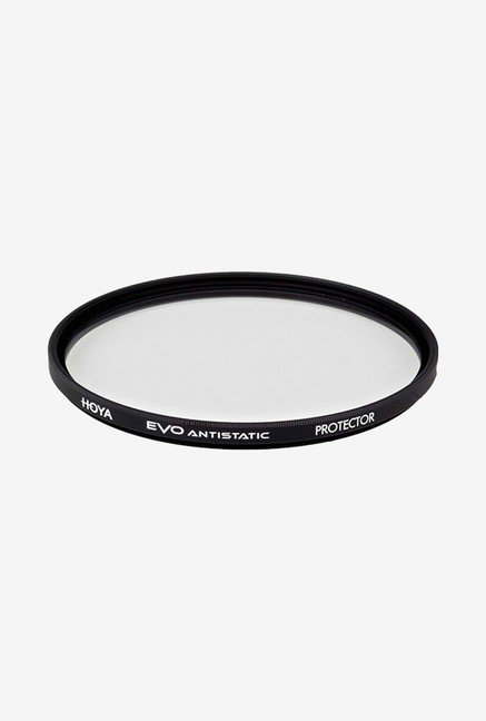 Hoya 67mm Evo Antistatic Protector Filter (Black)