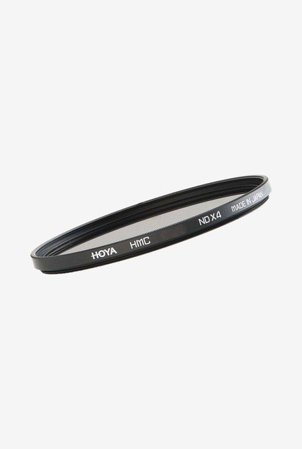 Hoya Neutral Density (Ndx4) 0.6 Filter (Black)