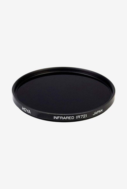 Hoya Rm-72 Infrared Filter (Black)