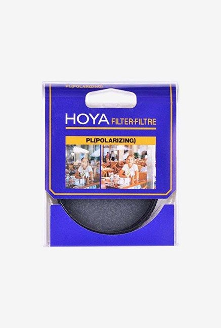 Hoya 62mm Polarizing Filter (Black)