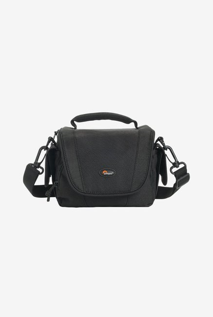 LowePro Edit 110 Camcorder And Camera Bag (Black)