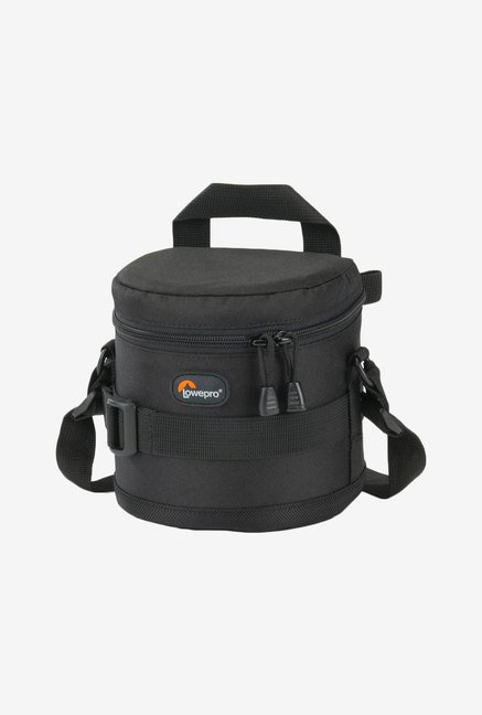 LowePro 11 X 11 cm Lens Case (Black)