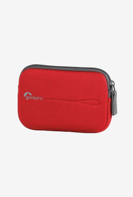 LowePro Vail 10 Camera Pouch (Bright Red)