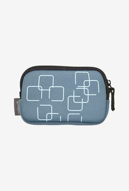 LowePro Melbourne 10 Camera Pouch (Arctic Blue Chainlink)