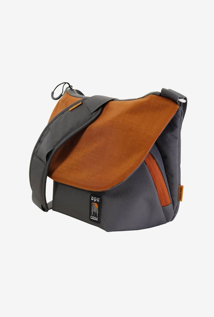 Ape Case AC580OR Large Tech Camera Bag (Orange & Grey)
