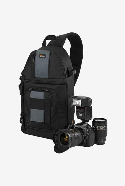 LowePro SlingShot 202 AW Camera Bag (Black)