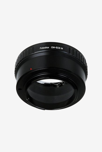 Fotodiox Olympus OM Zuiko Lens Adapter for Canon EOS-M