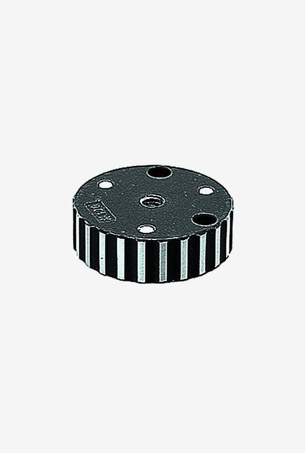 "Manfrotto 120DF Female 3/8"" to Female 3/8"" Adapter Plate"
