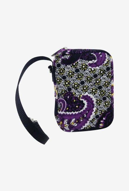 Fujifilm Paisley Case for Camera (Purple)