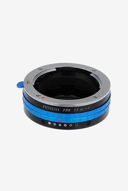 Fotodiox Pro Sony Alpha DSLR Lens Adapter for C-Mount Camera