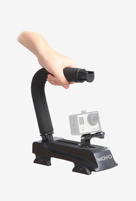 Movo Photo Heavy Duty Action Stabilizing Video Handle Grip