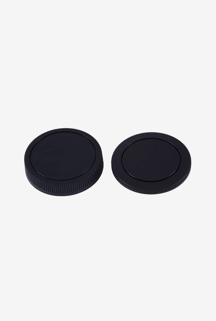 Movo Photo Lens Mount Cap/Body Cap for Canon EOS-M Camera