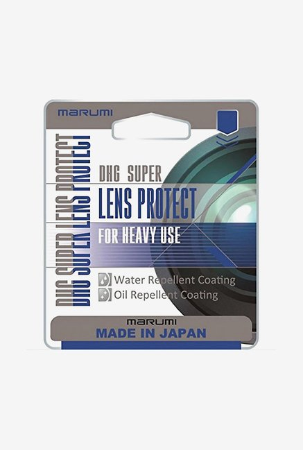 Marumi 52mm DHG MC Lens Protect Slim Safety Filter (Black)