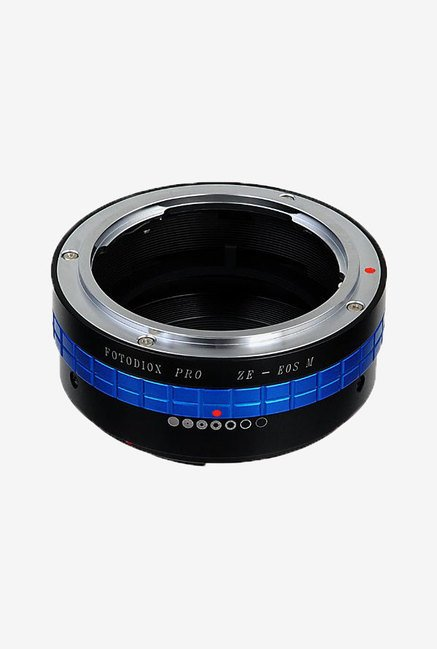 Fotodiox Pro Lens Mamiya Ze Mount Adapter to EOS EF-M Camera