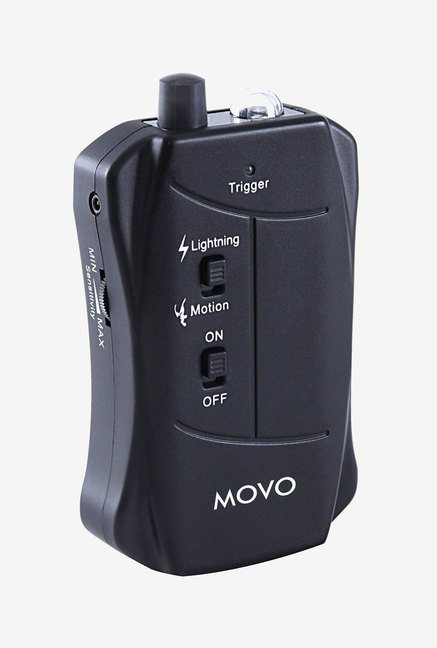 Movo Photo LC100-C Lightning & Motion Trigger (Black)