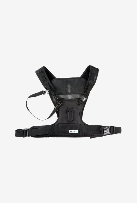 Movo Universal Single Camera Carrying Vest Holster System