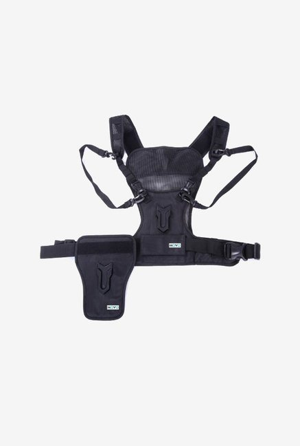 Movo MB1000 Multi Camera Carrying Vest with Side Holster