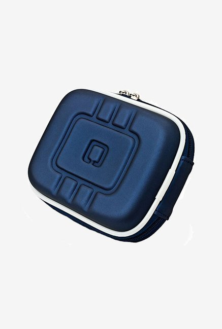 Vangoddy Eva Mini Hard Shell Camera Case (Dark Blue)