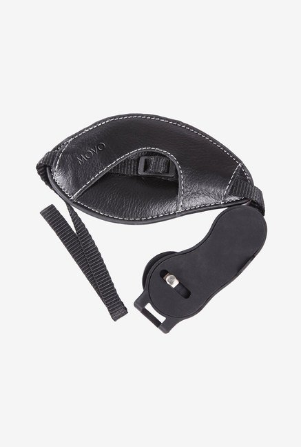 Movo Premium Alternative Leather Padded Secure Grip Strap