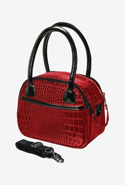 Fujifilm 2011 Bowler Bag for Camera (Red)