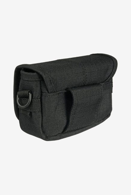 Olympus Mini Horizontal Shoulder Bag (Black)