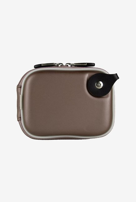Vangoddy EVA Metal Camera Carrying Case (Metallic Gun)