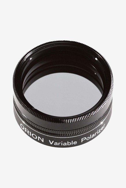 Orion 5560 Variable Polarizing Filter (Black)