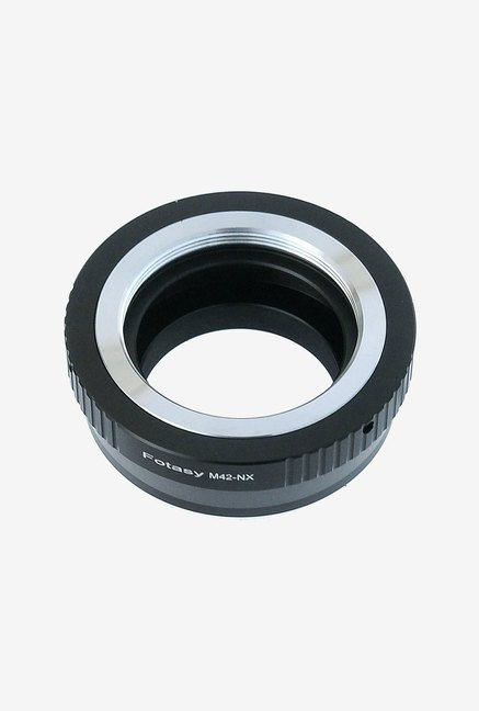 Fotasy Adjustable Lens Mirrorless Camera Adapter (Black)