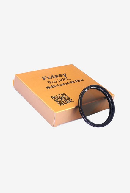Fotasy CPL49mm Camera Lens Polarizing Filter (Black)