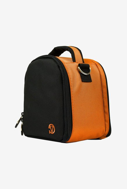 Vangoddy VGLaurelORG Laurel DSLR Camera Case (Orange)