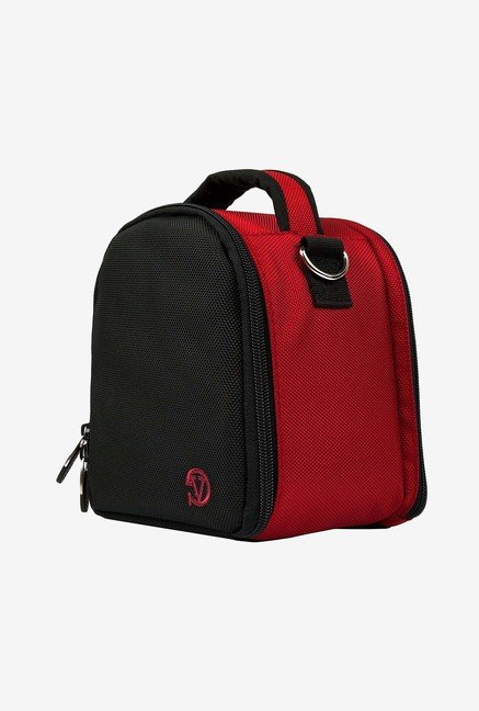 Vangoddy VGLaurelRED Laurel DSLR Camera Case (Red)