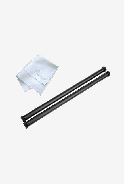 Fotasy Support Rail for Rig Mattebox, Cleaning Cloth (Black)