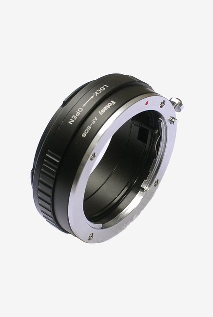 Fotasy EFMAF Sony Lenses to Canon Camera Adapter (Black)