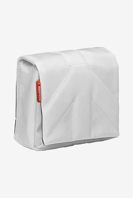 Manfrotto Stile MBSCP-4SW Nano IV Camera Pouch (White)