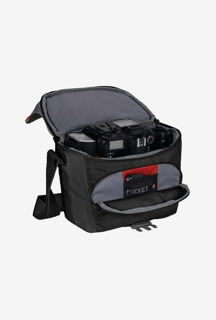 Manfrotto MB SSB-4BB BELLA IV Shoulder Bag (Black)