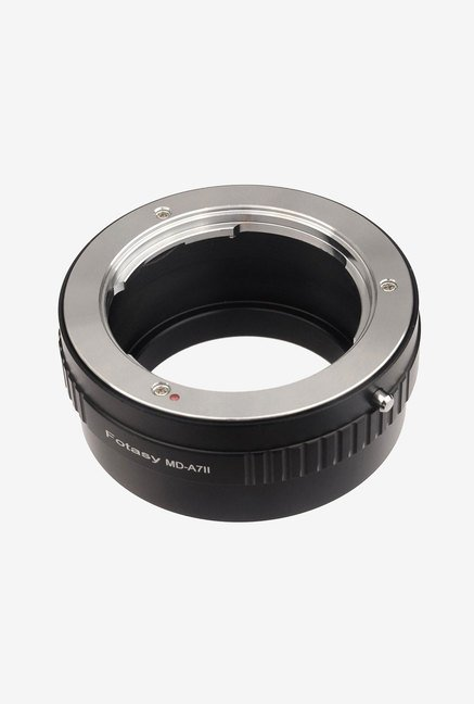 Fotasy A7MD Minolta Lens to Sony Camera Adapter (Black)