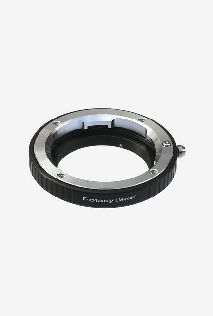 Fotasy MALM Leica Lens to M4/3 Camera Mount Adapter (Black)