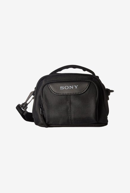 Sony LCS-VA15/B Soft Carrying Case (Black)