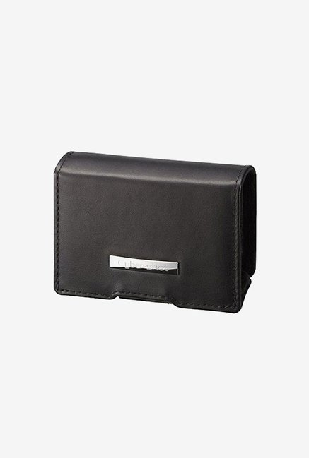 Sony LCJ-THA Leather Carrying Case for DSC-T30 (Black)