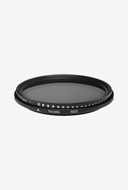Vivitar 58mm Camera Lens Filter Set (Black)