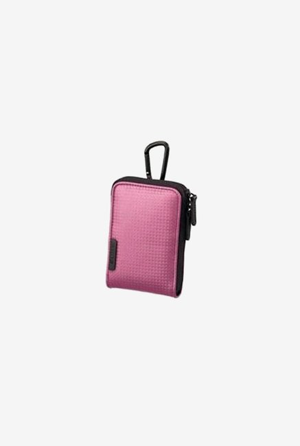 Sony LCS-CSVC/P Carrying Case with Carabineer (Pink)