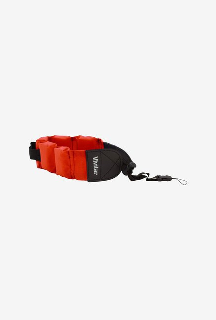 Vivitar Floating Foam Camera Strap (Red)