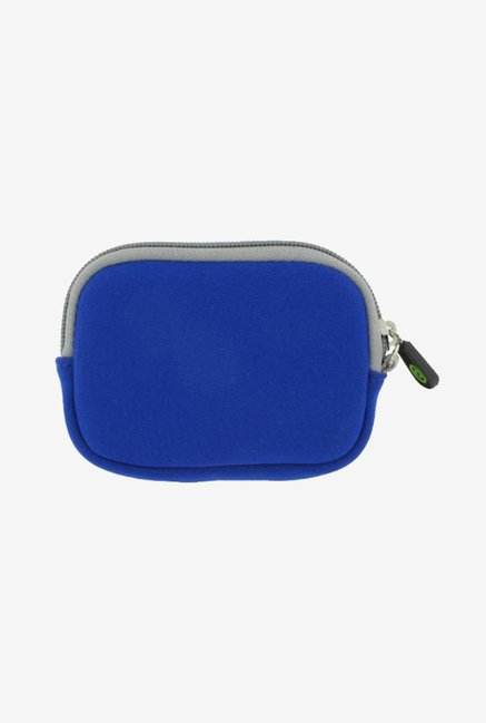 rooCASE Sleeve Case for Fujifilm Finepix XP10 (Dark Blue)